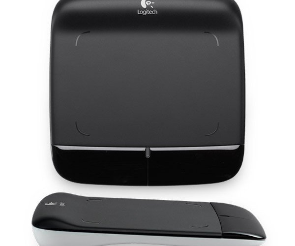 Logitech Wireless Touchpad Brings Multitouch to Your Normal PC