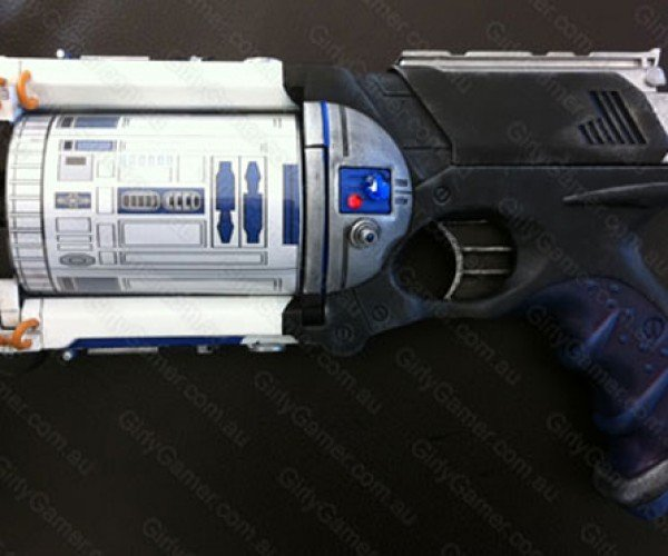 Mav2D2 is the NERF Gun You Were Looking for