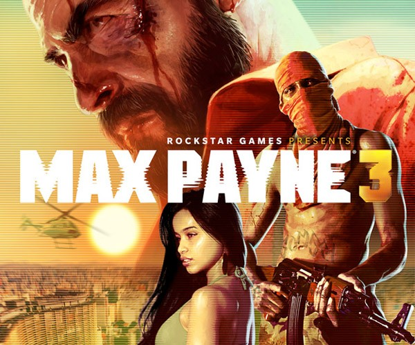 Max Payne 3 Gets an Official Release Date