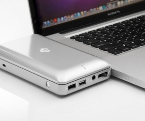 mLogic Launches mDock for MacBooks Makes for Speedy Desktop Departures