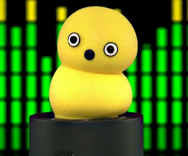 My Keepon Dancing Robot Ready for Pre-Orders