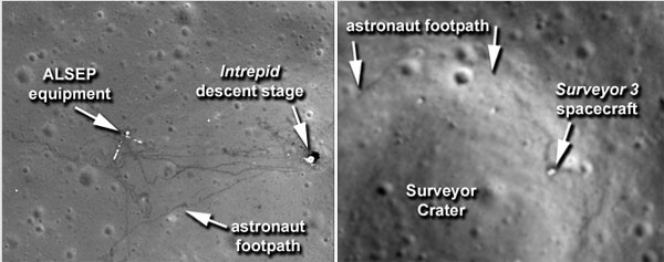 Apollo 12 Site