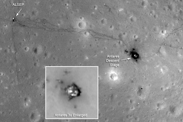 Apollo 14 Site