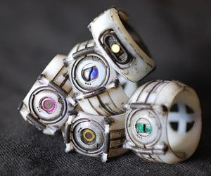 I Do Want These Nerd Culture Rings