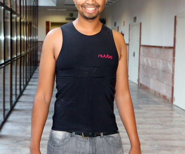 Smart Shirt Makes Things Easier for Hospital Patients