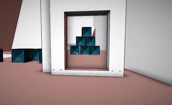 portal snapshot game concept by arthur lee