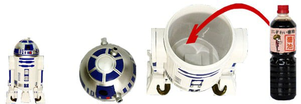 r2 d2 star wars soy sauce dispenser from geekstuff4u 3
