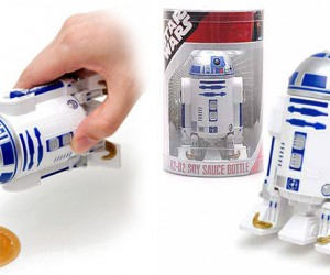 R2-D2 Soy Sauce Dispenser Helps You Find the Condiment You're Looking For
