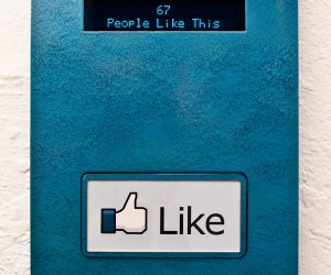 "Like Something In Real Life? Then Hit This Facebook ""Like"" Button IRL, Too"