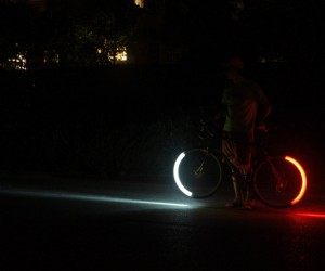 Revolights Turn Your Bike Tires into Lights