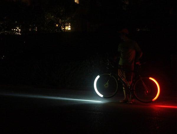 Revolights Turn Your Bike Tires Into Lights Technabob