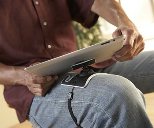 Rocketfish PadPivot Turns iPads into ThighPads