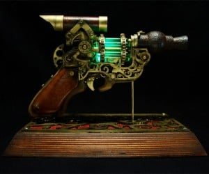 RubberToe Rayguns: Weapons for the Retro-Space-Age