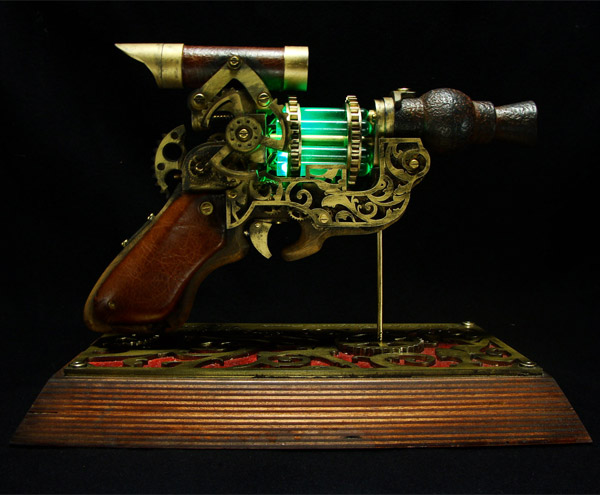 rubbertoe rayguns 1