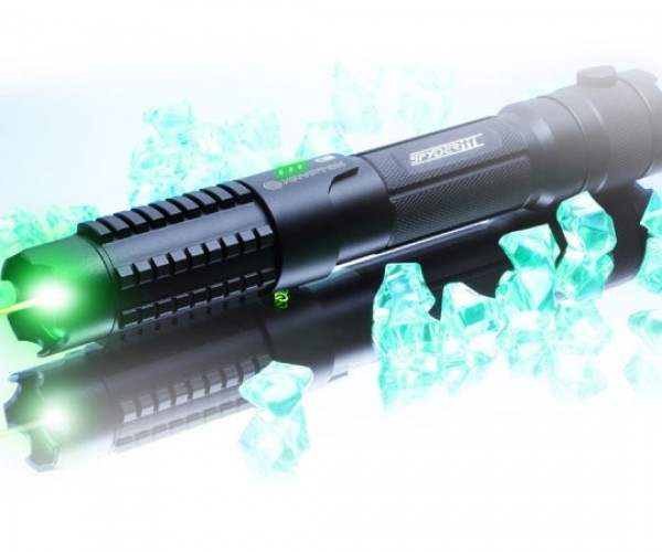 Wicked Lasers Launches Crazy Bright Spyder III Krypton Laser