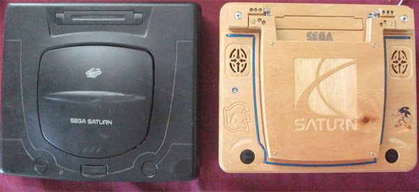 sega saturn wooden laptop 2