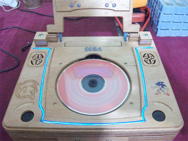 sega saturn wooden laptop 4