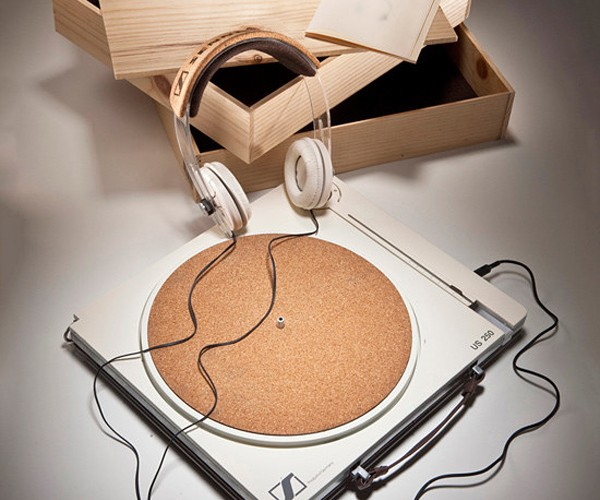 Sennheiser EcoVinyl Turntable Concept: Environment-Friendly Wiki Wiki