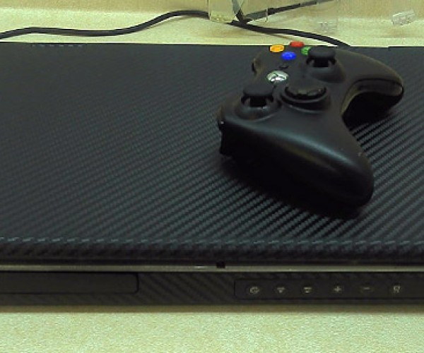 Xbox 360 Slim Laptop Gets Even Slimmer, Needs to Eat a Sandwich