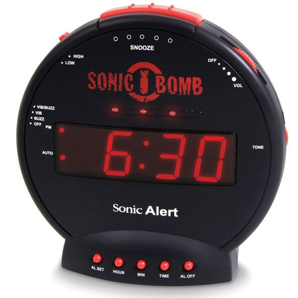 alarm bomb