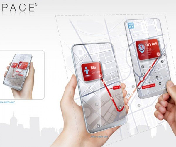 space 3 concept phone by Wenhing Chu and Kok Keong Wong 2