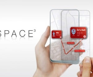 Space 3 Concept Phone Has Two Touchscreens, Zero Explanation for Name