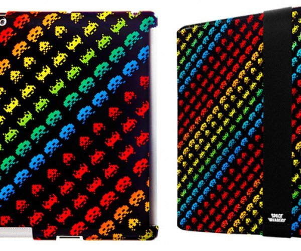 Space Invaders iPad, iPhone and Laptop Cases from Case Scenario