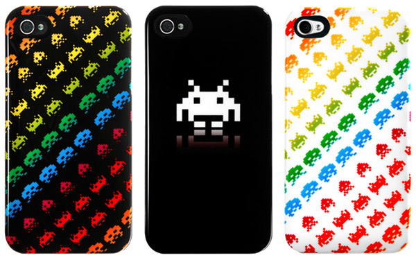 space invaders iphone cases