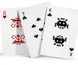 Fancy A Game of Space Invaders Solitaire?
