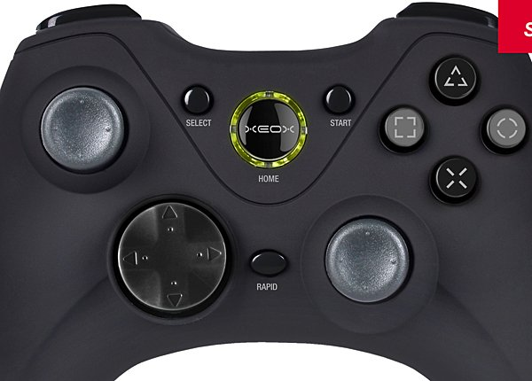 speedlink xeox wireless ps3 controller 2