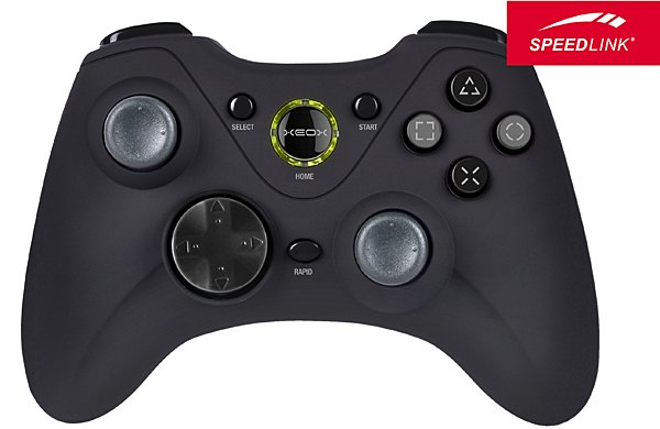 speedlink xeox wireless ps3 controller
