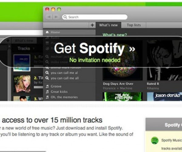 Spotify Opens Free Service to All Comers in US