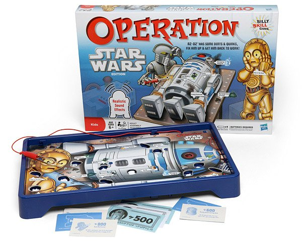 star wars operation 1