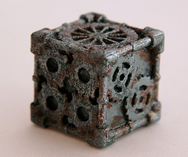 steampunk 6 sided dice by mechanical oddities 5