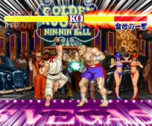 Tiger Uppercut! Street Fighter II and Final Fight Now Available for iPhone