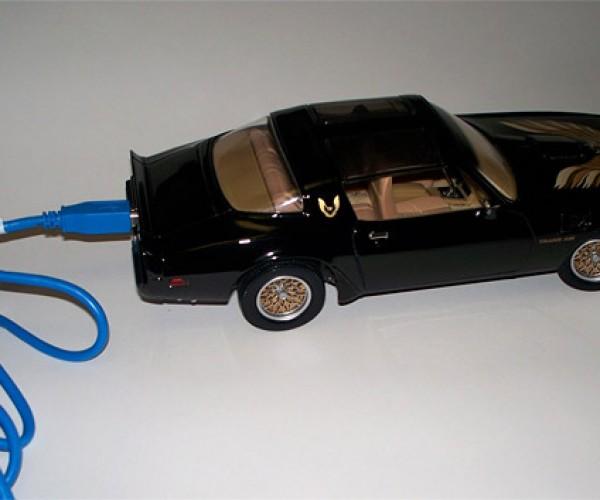 Pontiac Trans Am Hard Drive: Hitachi and the Bandit