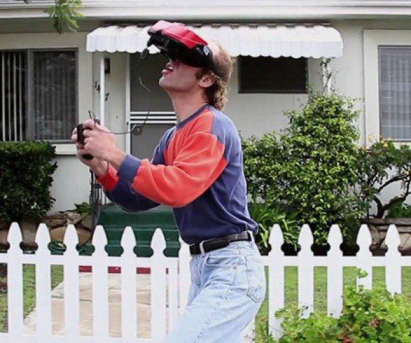 Why the Virtual Boy Failed: The Music Video