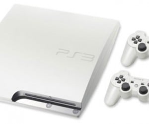 White PS3 Leaves Japan, Not Bound for U.S.