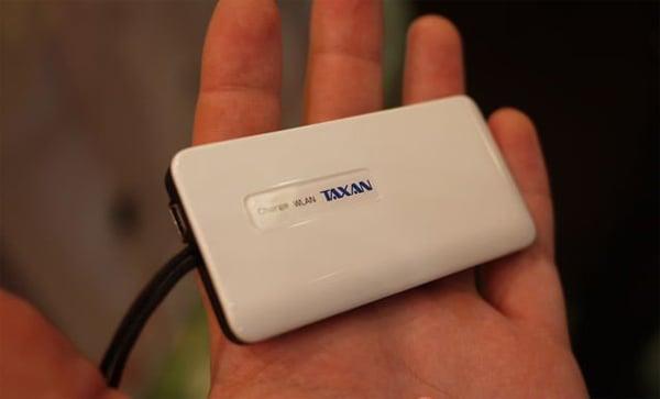 TAXAN MeoTune Turns Your Smartphone into a TV - Technabob