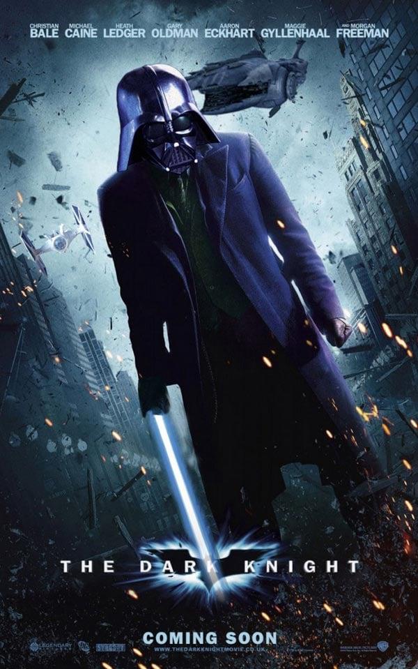 Star Wars Movie Poster Photoshop Contest Gets Strange But