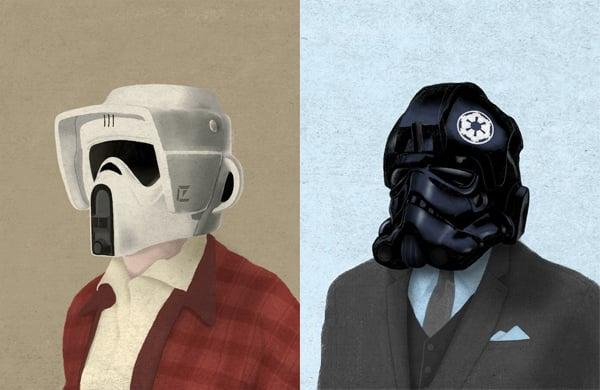 chase kunz star wars gentlemen villains helmets dark side suits