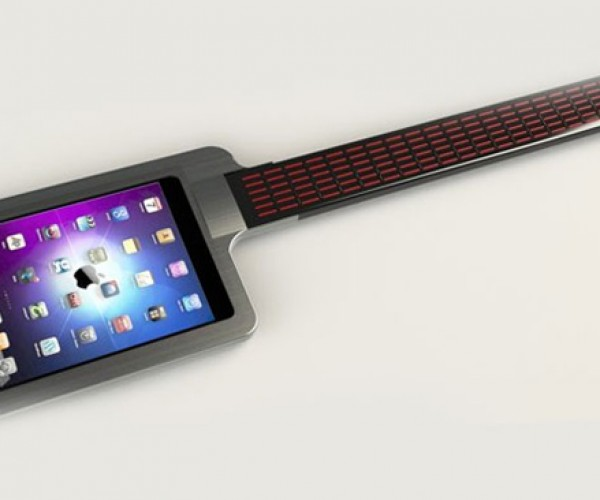 iTar iPad Guitar Fretboard Attachment: iJammin to the Break of Dawn