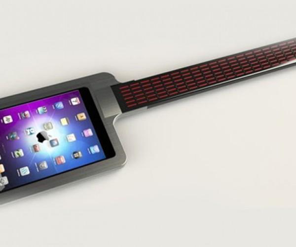 iTar iPad Guitar Fretboard Attachment: iJammin to the Break of Dawn