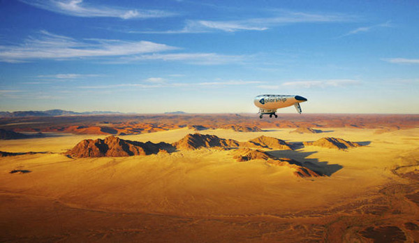 solar ship airship toronto canada power future flight aviation