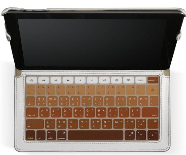 Hatch & Co. SKINNY: The iPad 2 Keyboard Case Slims Down