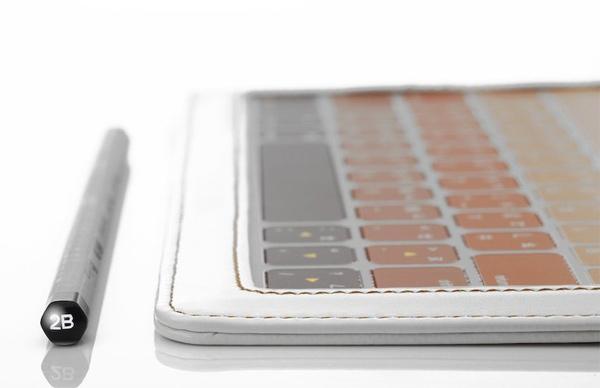 hatch & co. case bluetooth keyboard skinny ipad 2