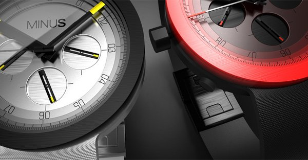 minus 8 watches timepieces chronograph quartz movement