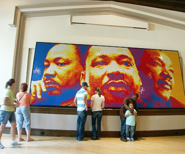 I Have a Dream… and it Involves 4,242 Rubik's Cubes