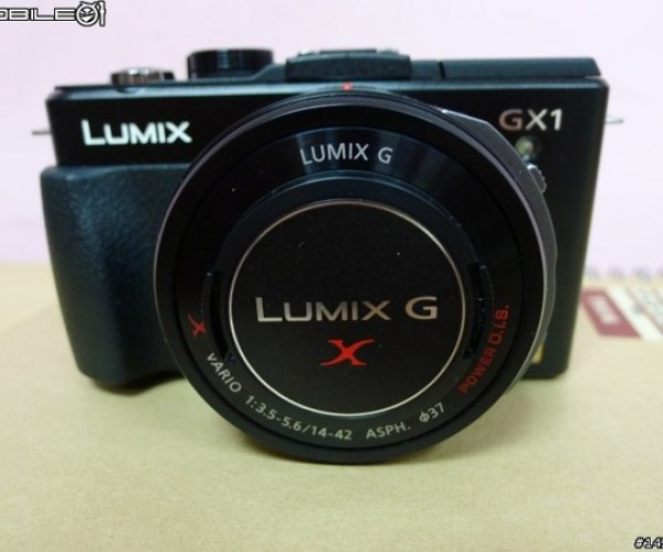 Panasonic GX1 Spotted in Taiwan
