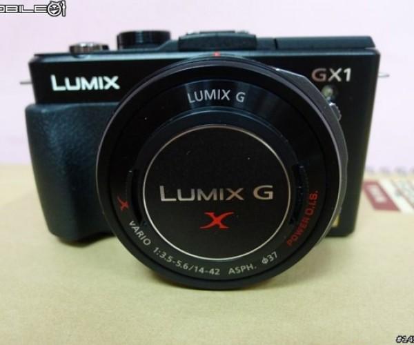 Panasonic GX1 Spotted in Taiwan